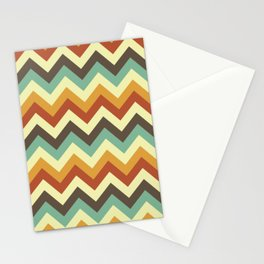 Zigzag Stationery Cards