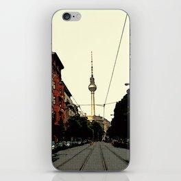 Berlin Retro iPhone Skin