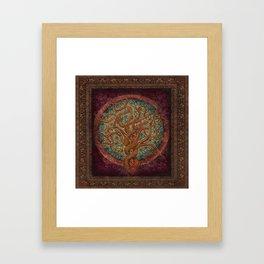 The Great Tree Framed Art Print