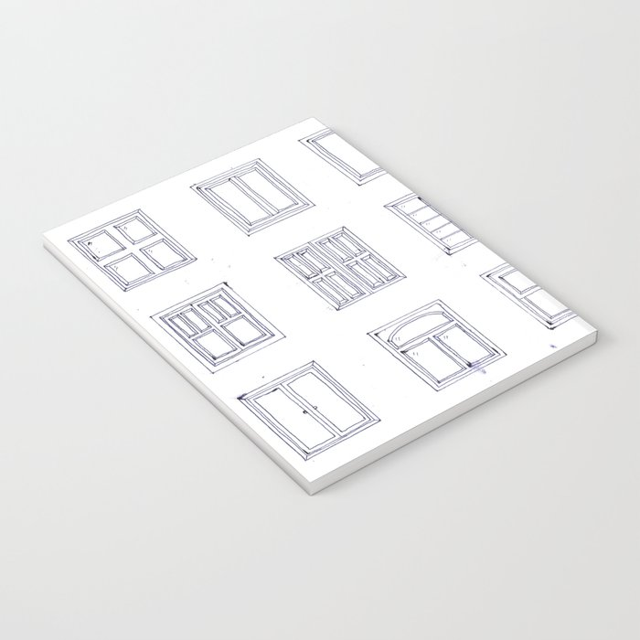 windows sketch Notebook
