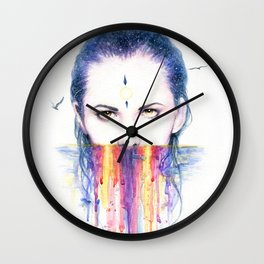 The End of Your Days Wall Clock