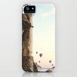 The Tower in Laguna Beach California iPhone Case