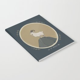 Mountain Goat Notebook