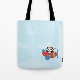 Panda says Thanks! Tote Bag