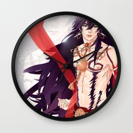 Sinbad Wall Clock