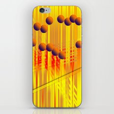 sıcak renkler iPhone Skin