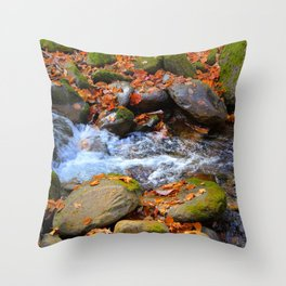 Be Chased Throw Pillow