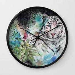 Noches de Laguna Wall Clock