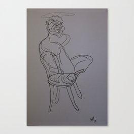 FRANCIS BACON 1 Canvas Print