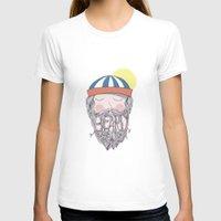 beard T-shirts featuring BEARD by Nazario Graziano