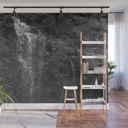 The Trickle Wall Mural