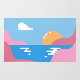 Our Sunset Rug
