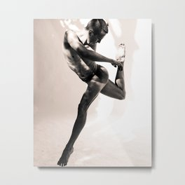 Ty - Dancer Series 2 Metal Print