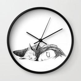 Time to sleep Wall Clock