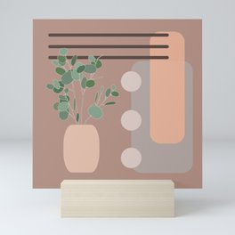 Boho Modern  Mini Art Print