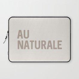 Au Naturale Laptop Sleeve