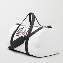 Afros & Audio Official Logo Duffle Bag