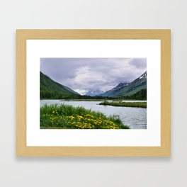 God's_Country - III Framed Art Print