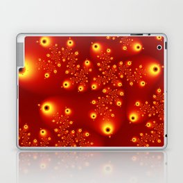 Fractal The Red Firmament Laptop & iPad Skin