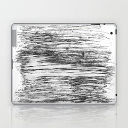 Texture#21 Dry brush Laptop & iPad Skin