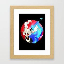 Bloody Marie Framed Art Print