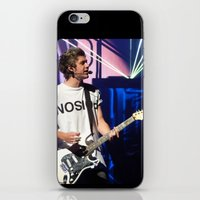 niall iPhone & iPod Skins featuring Niall by clevernessofyou