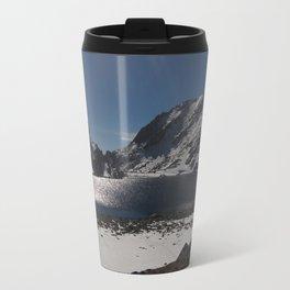 Buddhist Mountain Lakes of Langtang Travel Mug