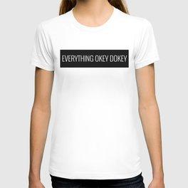 It's fine T-shirt