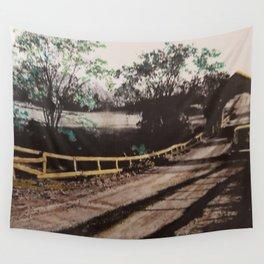 Nostalgia Wall Tapestry