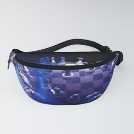 playing chess Fanny Pack