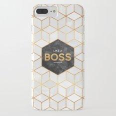 Like a boss Slim Case iPhone 7 Plus