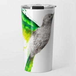 Emerald Sun Travel Mug
