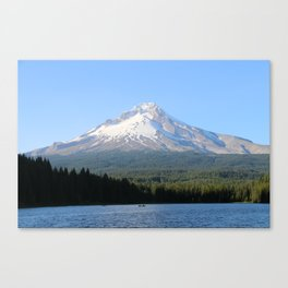 Mt. Hood in Portland, Oregon Canvas Print