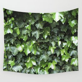 Evergreen Ivy Wall Tapestry