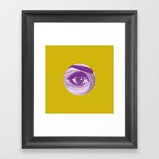 // EYE-SPY // Framed Art Print
