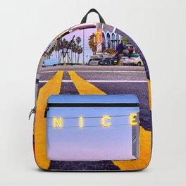 Venice Beach California Backpack