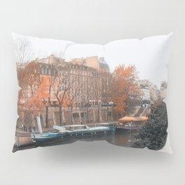 Paris In Fall Pillow Sham