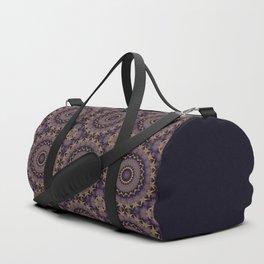 Mandala . Eternity. Duffle Bag