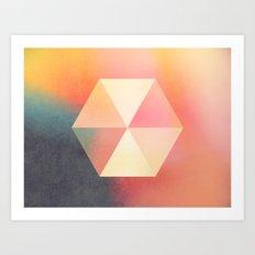 syzygy Art Print
