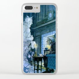 A Christmas Carol Clear iPhone Case