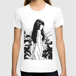 Wild nude T-shirt