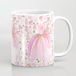 Blush Hearts Coffee Mug