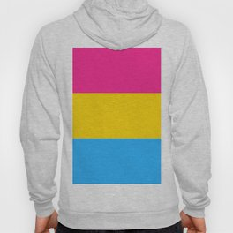 Symbol of Pansexuality or Omnisexuality Hoody