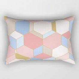 HEXROSE Rectangular Pillow