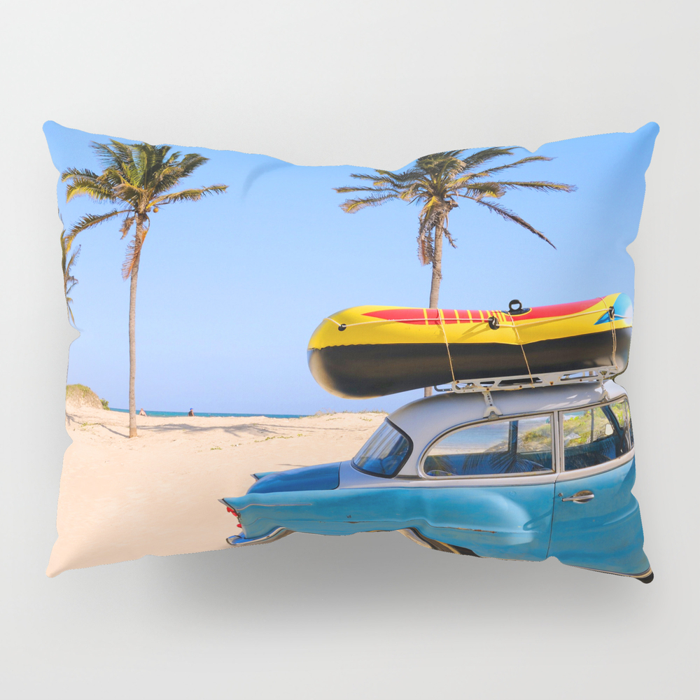 Vacation Day Pillow Sham by Janiasko PSH7924279
