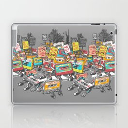 Digital Ruins Our Life Laptop & iPad Skin