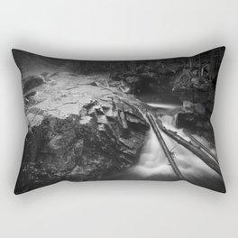 Over the Flume Rectangular Pillow