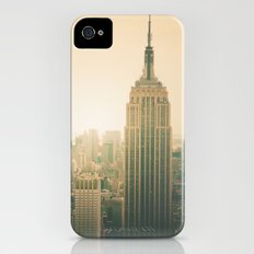 New York City - Empire State Building iPhone (4, 4s) Slim Case