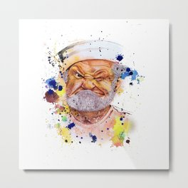 The real popeye-Ron Everett Metal Print