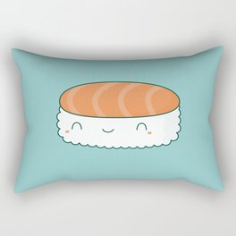 Kawaii Cute Sushi Rectangular Pillow